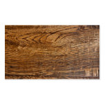 Old wood grain look pack of standard business cards