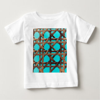 Old wooden basketwork baby T-Shirt
