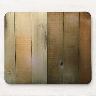 Old Wooden Fence Mousepads