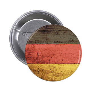 Old Wooden Germany Flag Pins