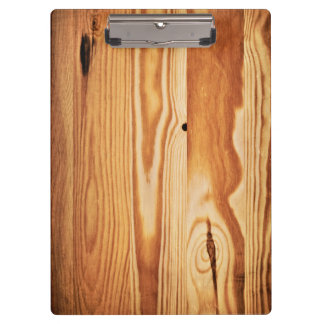 Old Wooden Table Background Clipboard