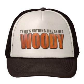 Old Woody Cap