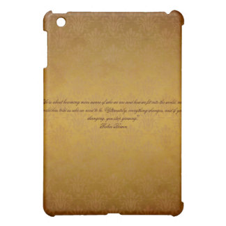 old world distressed ipad cover