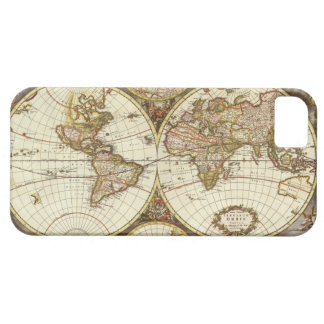 Old World Map iPhone 5 Case