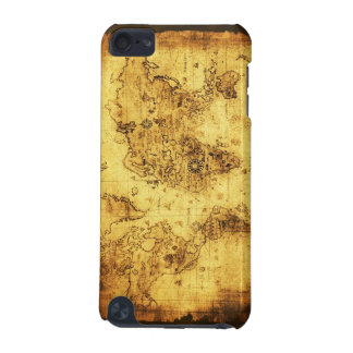 Old World Map s iPod Touch 5G Cover