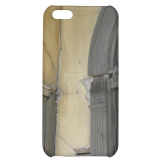 Old Yellow Architectural Building Doorway Cover For iPhone 5C
