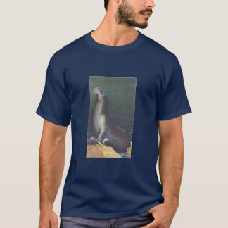 Old Zoo -- Seal T-Shirt