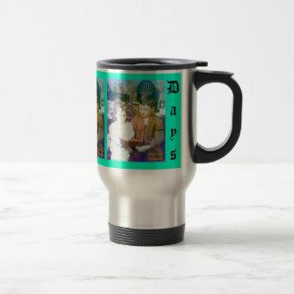Olde Days Travel Mug