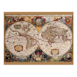 Olde World Postcard