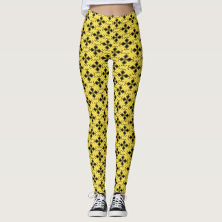 OldEnglish Cross Leggings