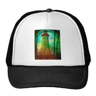 Oldest Light House in Toronto Trucker Hats