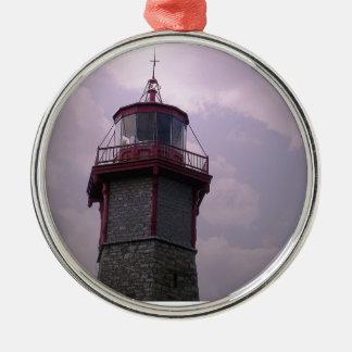 Oldest Light House - Toronto Centre Island Ornaments