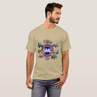oldGMCtrucks.com T-Shirt - Full front