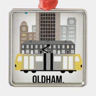 Oldham Metal Ornament