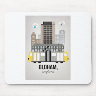 Oldham Mouse Pad