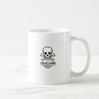 oldie but a goodie death coffee mug