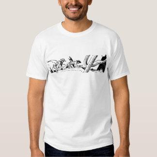 oldie comic western image t-shirts