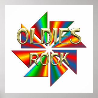 Oldies Rock Print