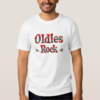 Oldies Rock T Shirt
