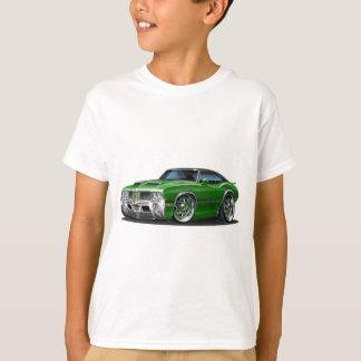 Olds Cutlass 442 Green Car T-Shirt