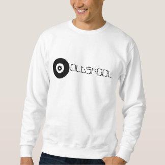 OLDSKOOL vinyl dj design Sweatshirt