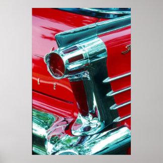 Oldsmobile Fiesta Poster