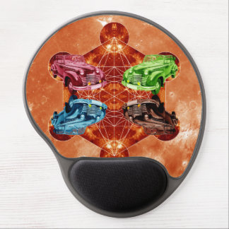 Oldsmobile Moon Gel Mouse Pad