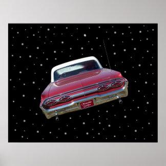 Oldsmobile Starfire Poster