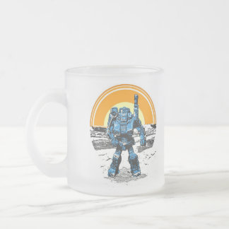 OldTech by Cap'n Ed Frosted Mug