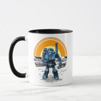 OldTech by Cap'n Ed Ringer Mug