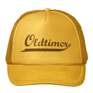 Oldtimer Typo Hats