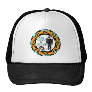 Ole Ball And Chain Hat / Cap