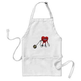 Ole Ball And Chain T-shirts and Gifts Standard Apron