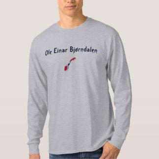 Ole Einar Bjørndalen, Godfather of Modern Biathlon Tee Shirts