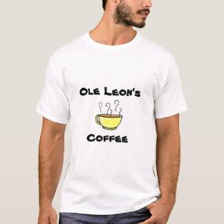 Ole Leon's Coffee T-Shirt