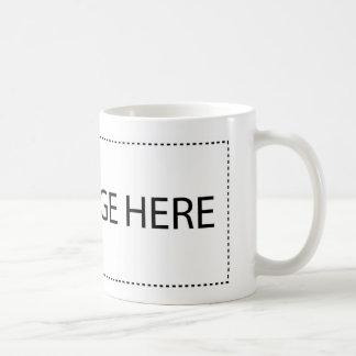 Ole Miss Basic White Mug