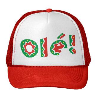 Ole Olé Bravo Trucker Hats