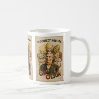 Ole Olson Retro Theater Mug