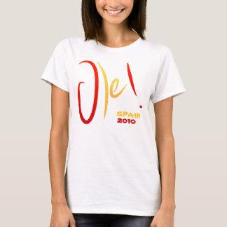 ole Spain 2010 T-Shirt
