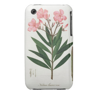 Oleander from 'Phytographie Medicale' by Joseph Ro Case-Mate iPhone 3 Cases