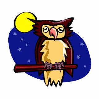 Olen Owl Acrylic Cut Outs