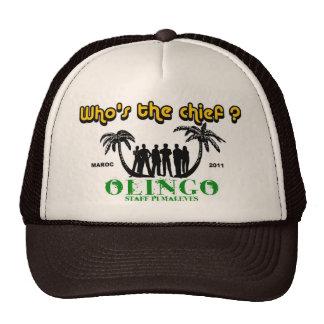 oling mesh hats