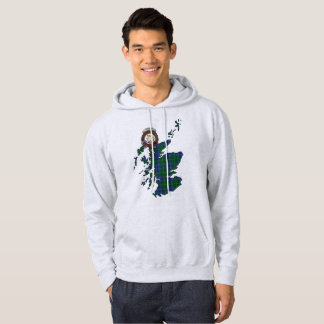 Oliphant Clan Badge Adult Hoodie