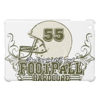 Olive Add Number Football Helmet  iPad Mini Case