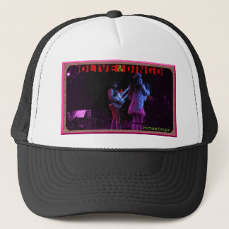 Olive and Dingo in concert Trucker Hat