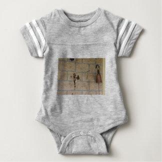 OLIVE BACKED SUNBIRD QUEENSLAND AUSTRALIA BABY BODYSUIT