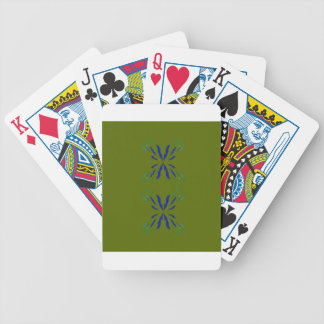 OLIVE DESIGN ELEMENTS BICYCLE PLAYING CARDS