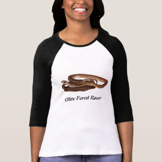 Olive Forest Racer T-shirt