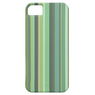 Olive green horizontal stripes case for the iPhone 5