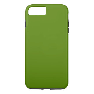 OLIVE GREEN (solid colour) ~ iPhone 8 Plus/7 Plus Case